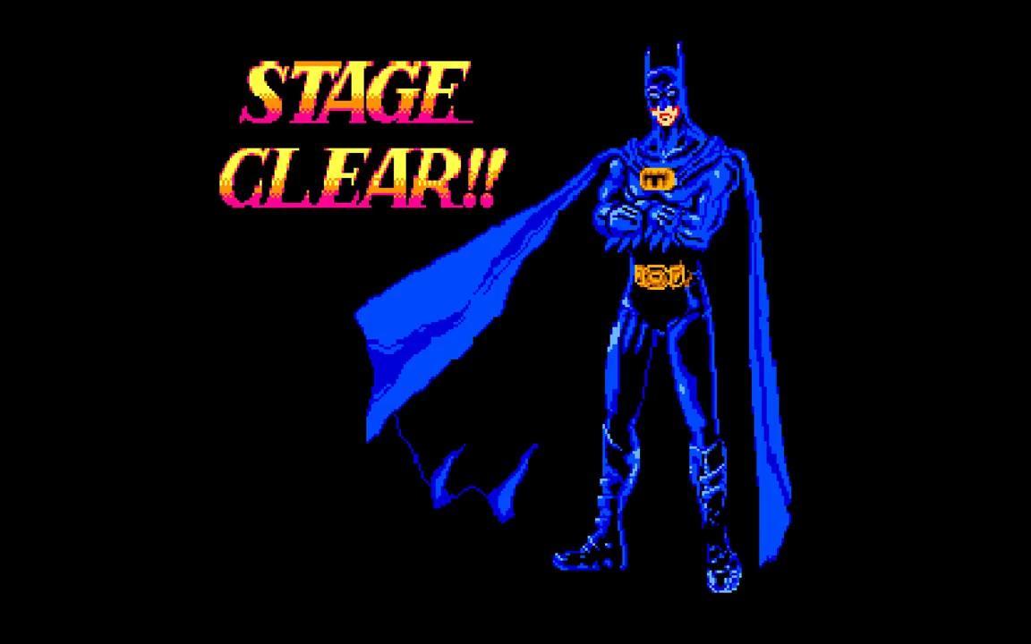 [fc游戏回顾] 蝙蝠侠-小丑归来 通关视频 batman - return of the jok