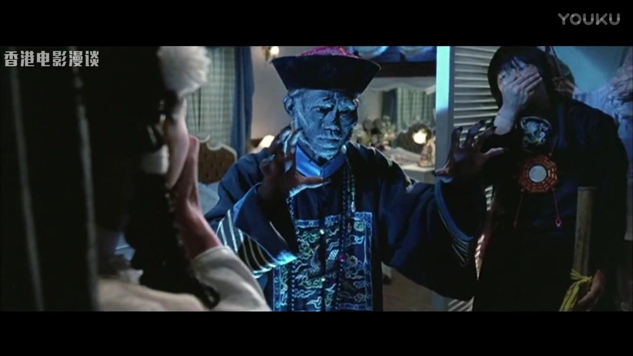 林正英有一部僵尸电影,开始几集是慈禧太后,,,叫什么名字图片