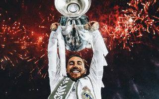 【2015-16赛季欧冠冠军】皇家马德里伯纳乌夺冠大庆典图片