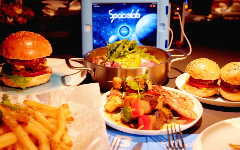 【二更】北京失重餐厅:带你体验食物界的速度与激情