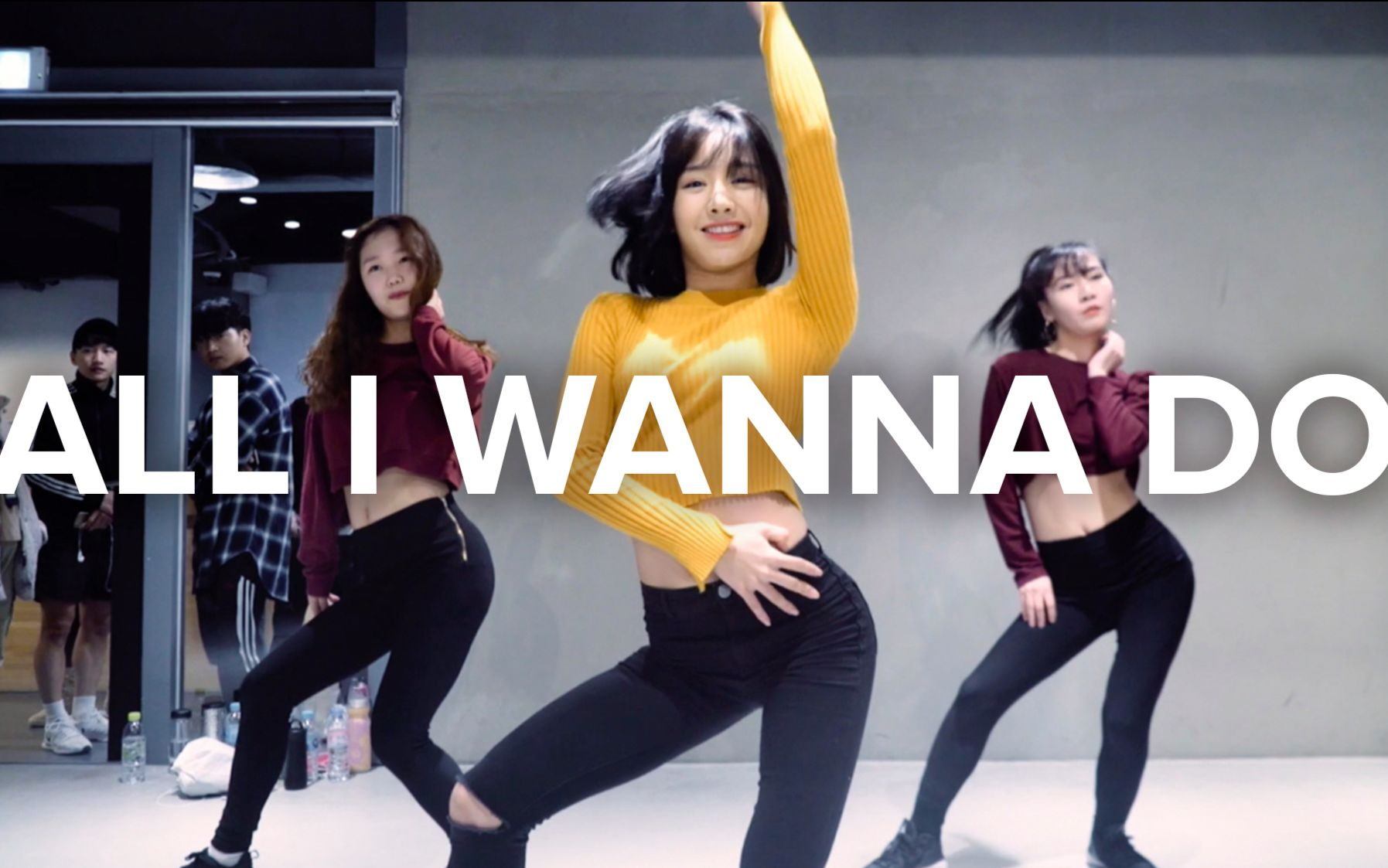 【1M】 May J Lee编舞 All I Wanna Do