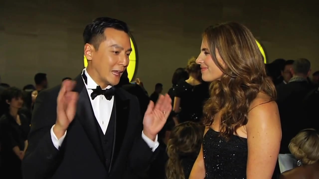 【吴彦祖】DANIEL WU ON MAN FASHION. INTERVIEW BY ROBERTA ARMANI