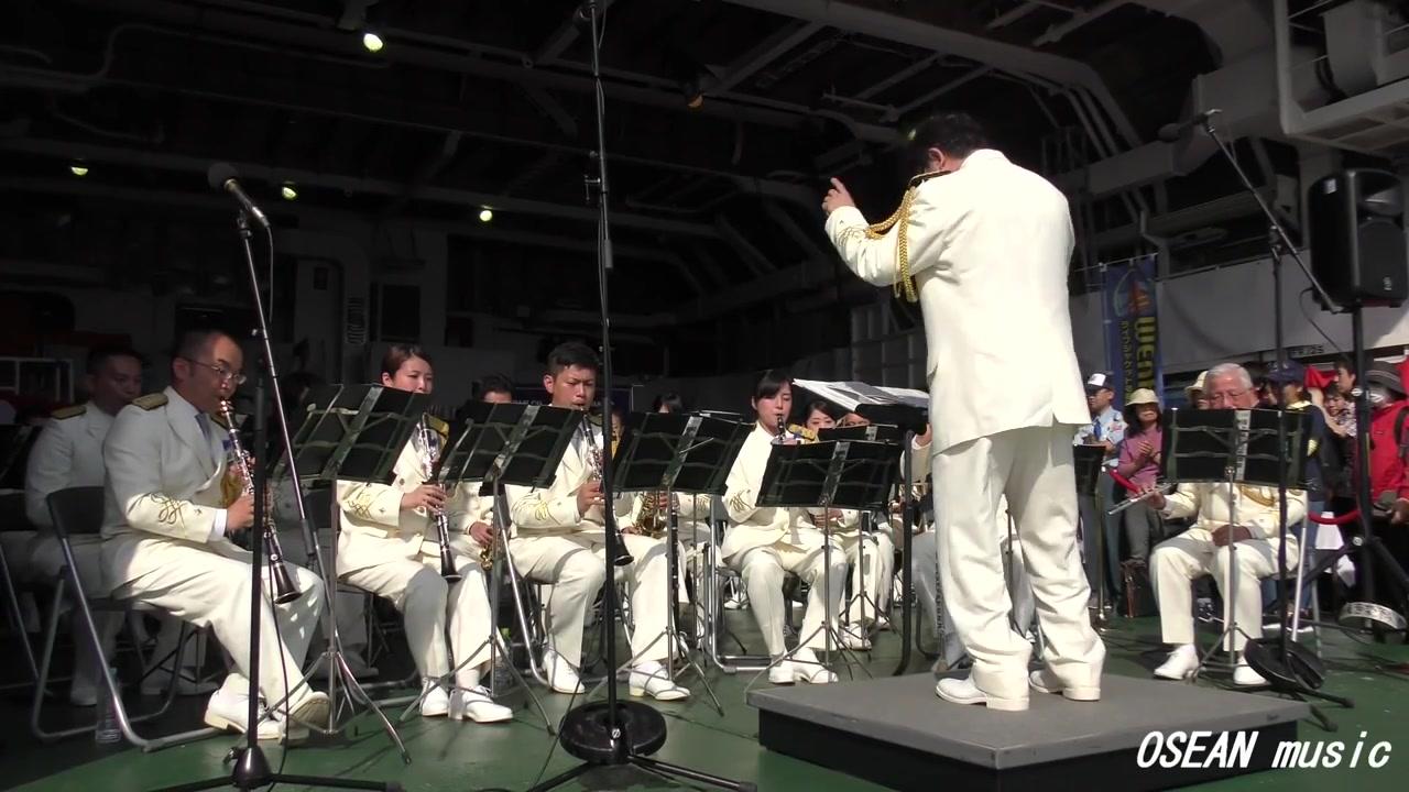 《恋》-作曲:星野源-日本国o海上保安厅音乐队 演奏