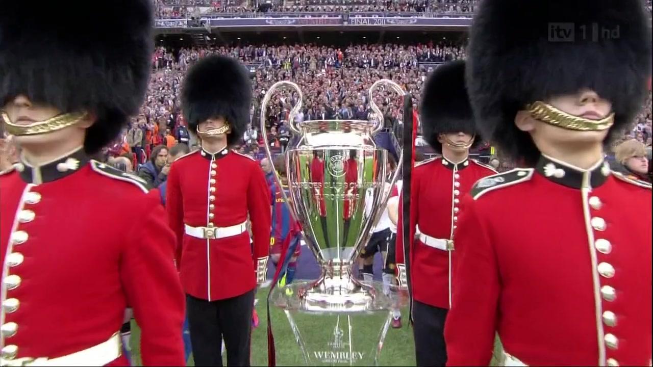 2011年欧冠决赛 巴塞罗那vs曼联含颁奖图片
