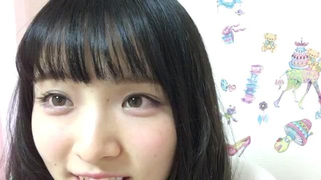 大森 美優(AKB48 チーム4) (2017年12月30日21時03分14秒) SHOWROOM