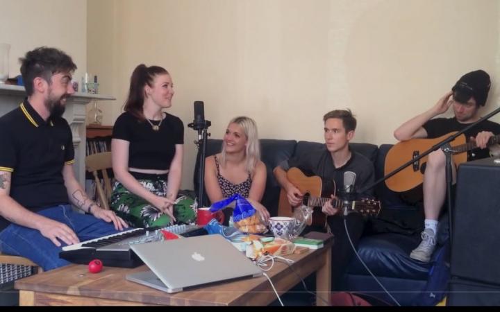 Katie Sky - Monsters (Acoustic One Take Wonder)