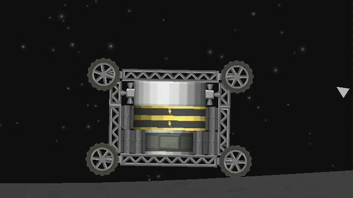 《航天模拟器》月球车图片
