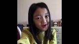 【原版】王菲女儿李嫣自拍模仿众女星