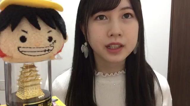 永野 芹佳(AKB48 チーム8) (2018年01月11日21時20分49秒) SHOWROOM