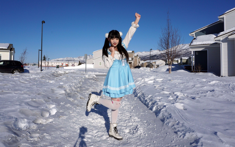 【小曜】喜欢!雪!真实的魔法!【欢迎来到雪的王国!】