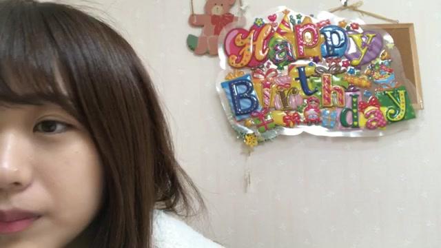 篠崎 彩奈(AKB48 チームK) (2018年01月10日13時37分17秒) SHOWROOM