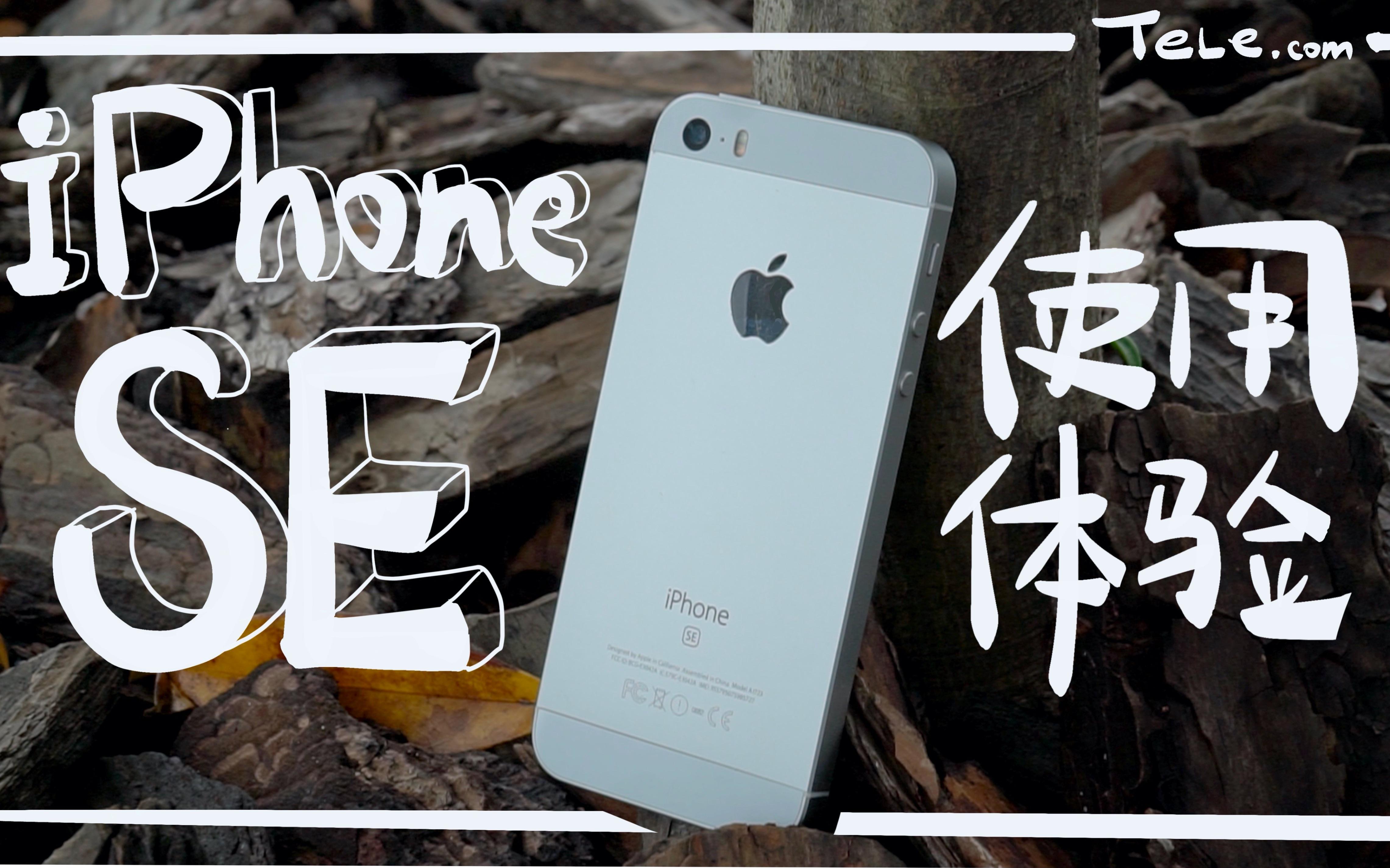 最美工业设计?iPhone SE长期使用体验分享