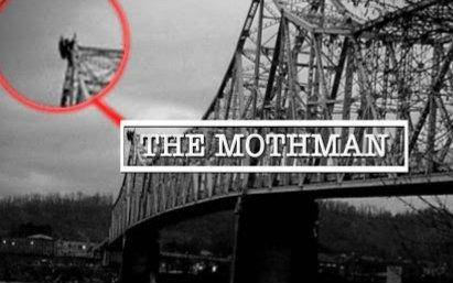 【TOP5s】档案系列——天蛾人 The Mothman