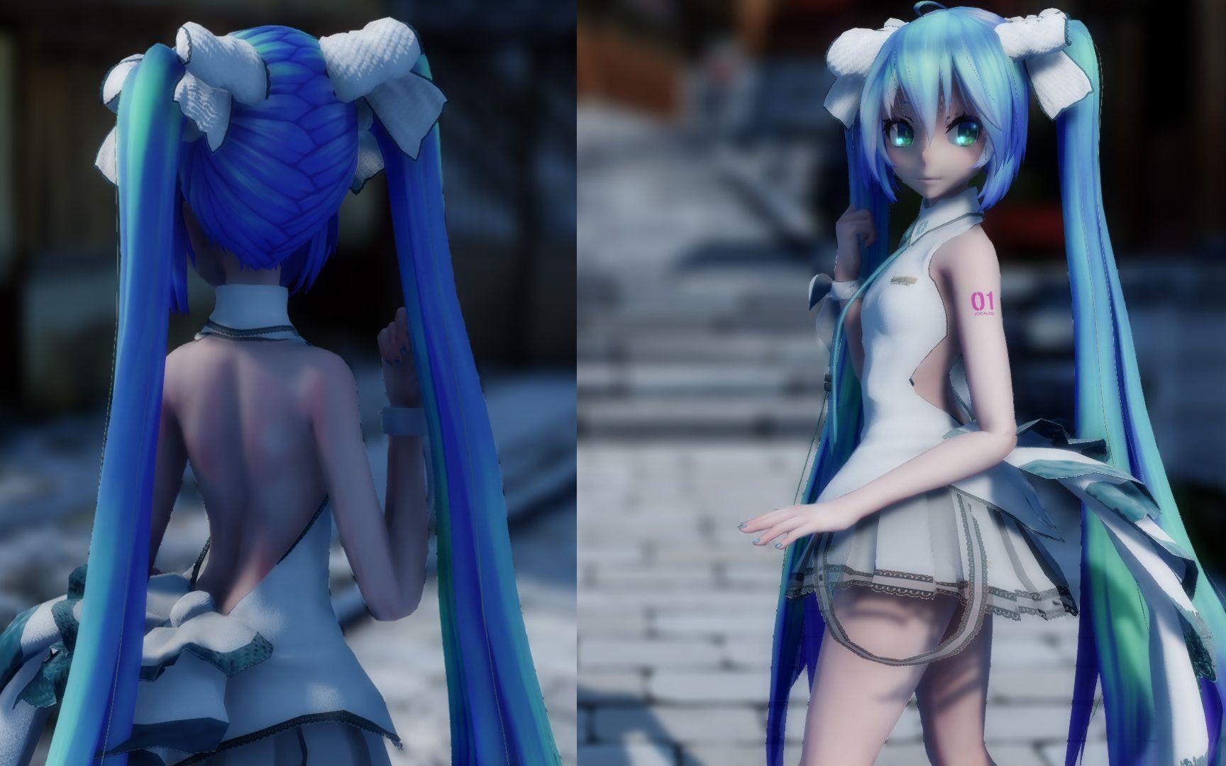 【超清1080P/MMD】两人的世界❀两人的未来『Twinkle World』