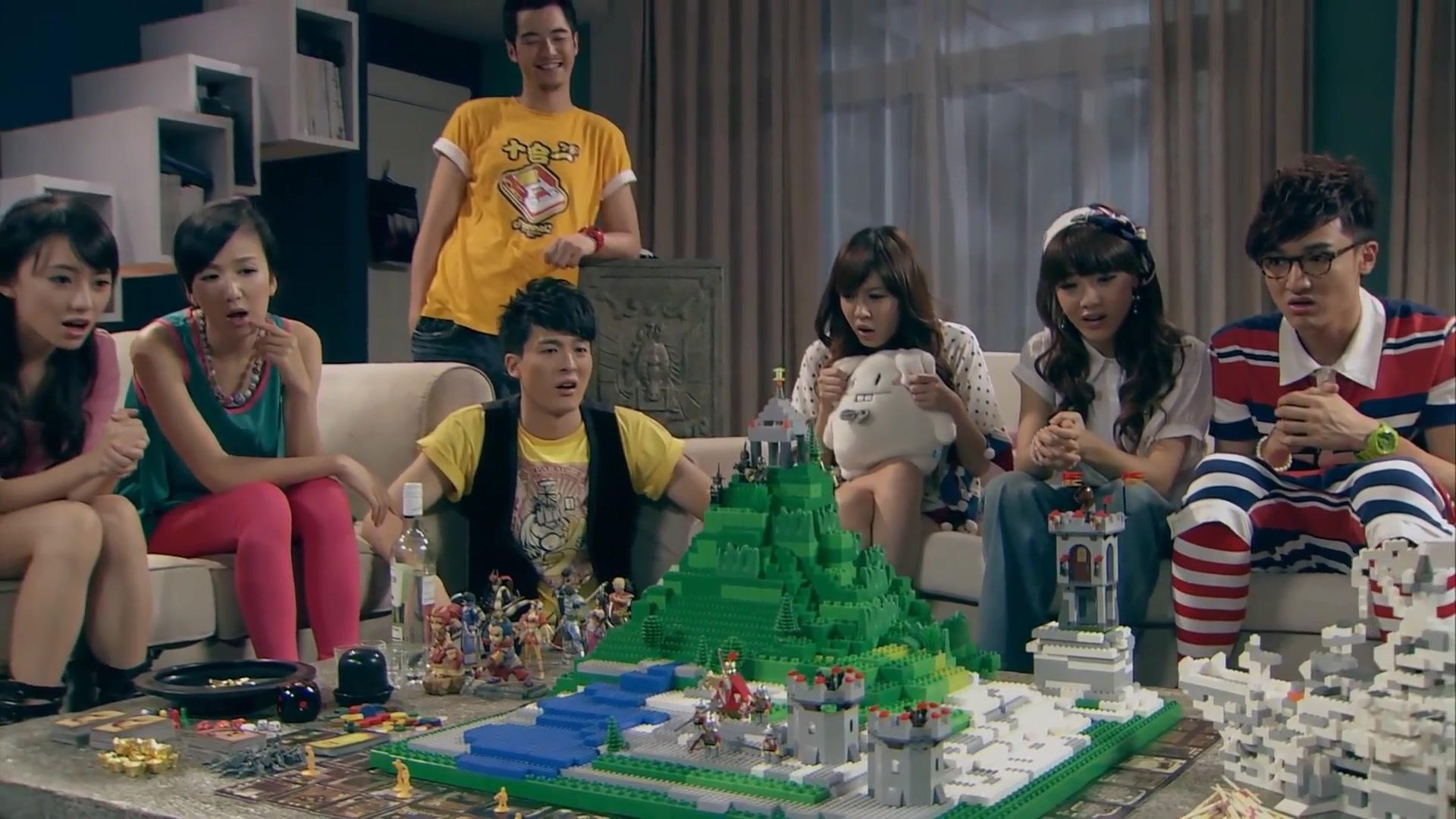 爱情公寓4飞越创界山在第几集