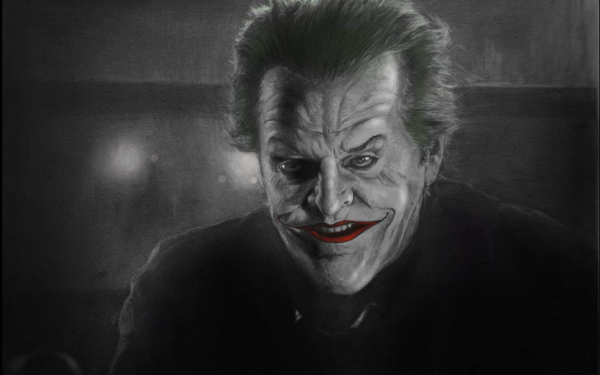 杰克尼克森小丑壁纸分享展示图片