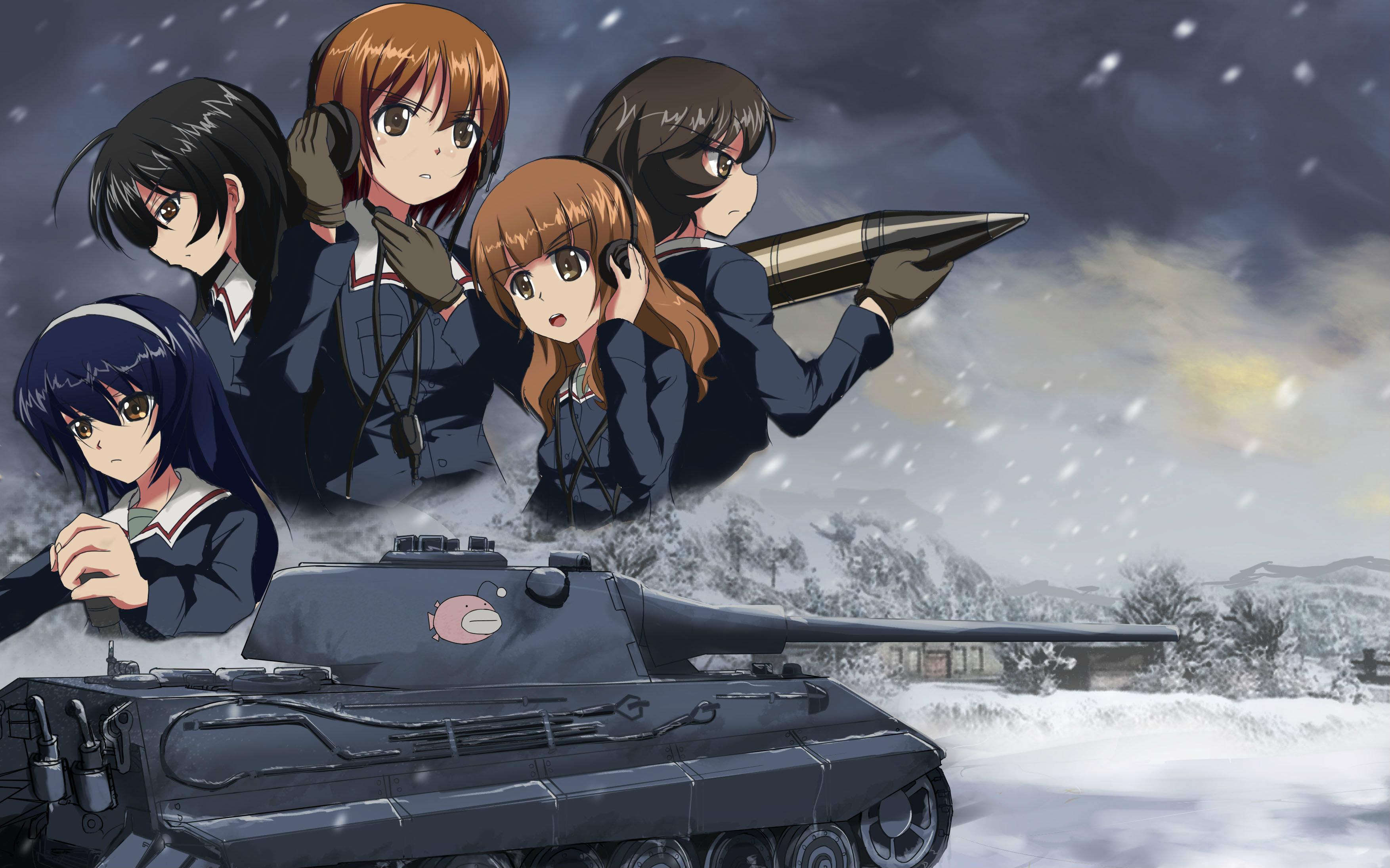 【德语配音】【720p】少女与战车 【恶魔岛字幕】