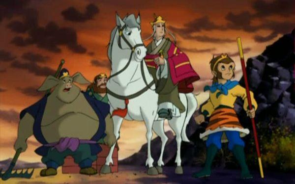 中央一套最近放映动画片西游记不知道叫什么名字图片