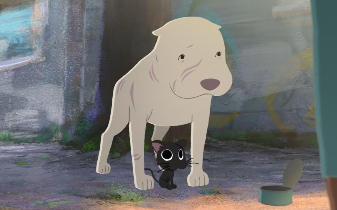 皮克斯 2019 最新暖心动画短片《Kitbull》