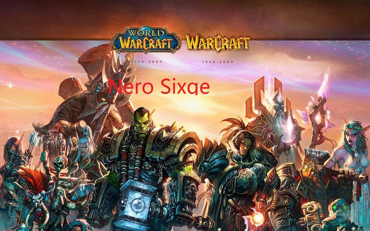 【Mrjun】《Nero sixge》2D版的魔兽世界!