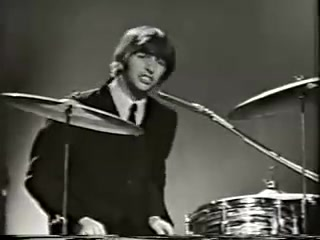 【The Beatles】 Boys - Live(1964)