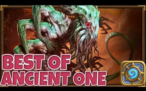 炉石传说 远古造物 之血详解-远古造物 远古造物之血卡组推荐 上古邪