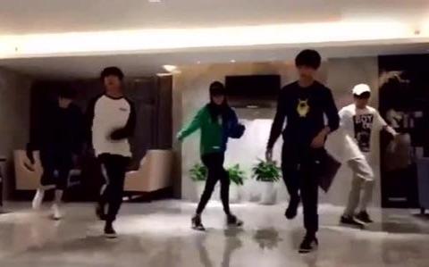 seve 舞蹈教学 听说最近很火【晴子】图片
