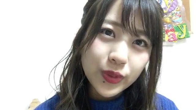 篠崎 彩奈(AKB48 チームK) (2018年01月17日20時51分34秒) SHOWROOM