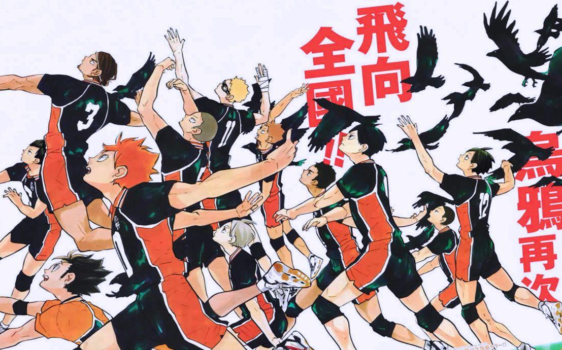排球少年国语版