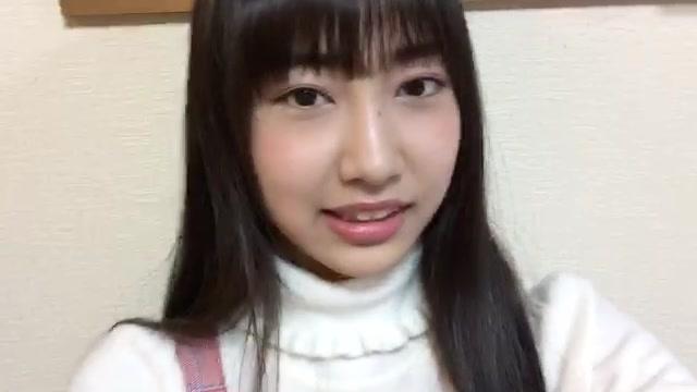 野村 実代(SKE48 チームS) (2018年01月17日18時16分31秒) SHOWROOM