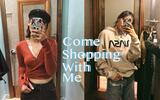Eva | 跟我一起去逛街  | Come Shopping With @ Los Angeles | UO, Madewell