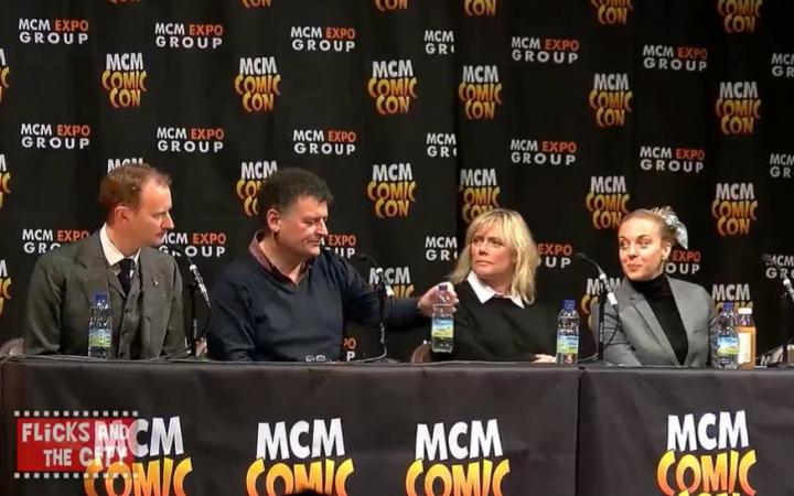【iSherlock字幕组】神夏主创及演员在伦敦MCM Comic Con的访谈