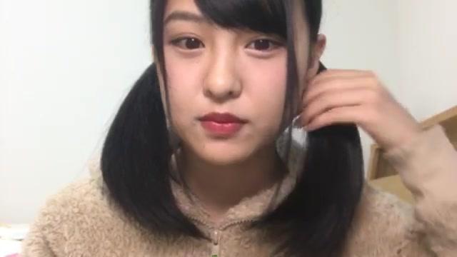 山田 菜々美(AKB48 チーム8) (2018年01月17日17時31分09秒) SHOWROOM
