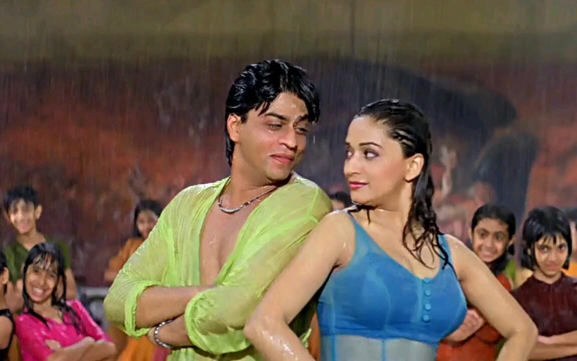 激情雨中曲,印度宝莱坞,不愧是歌舞片的圣地!