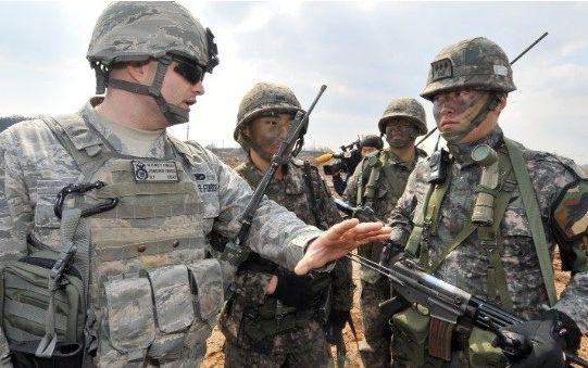 【误解向】美韩军队眼中的解放军是什么样子?