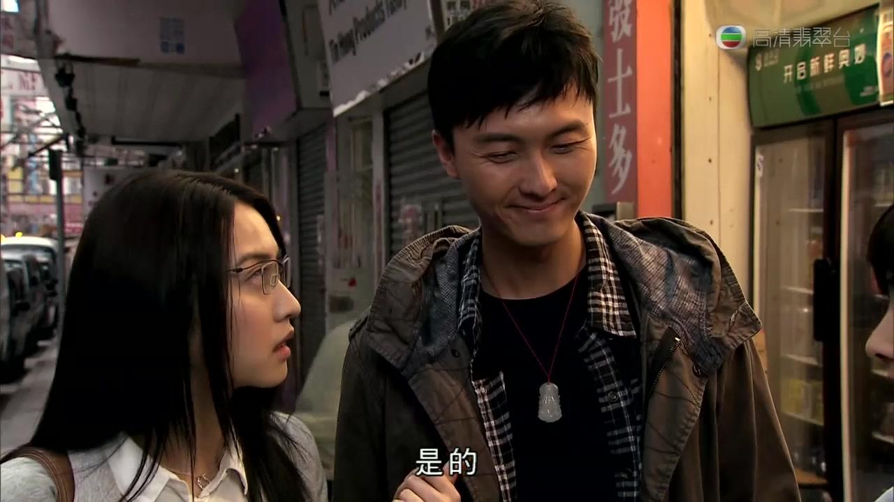 【再战明天】【王浩信x朱千雪】q记x光仔 友情线03