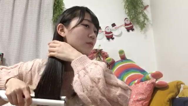 土路生 優里(STU48) (2018年01月14日19時44分19秒) SHOWROOM