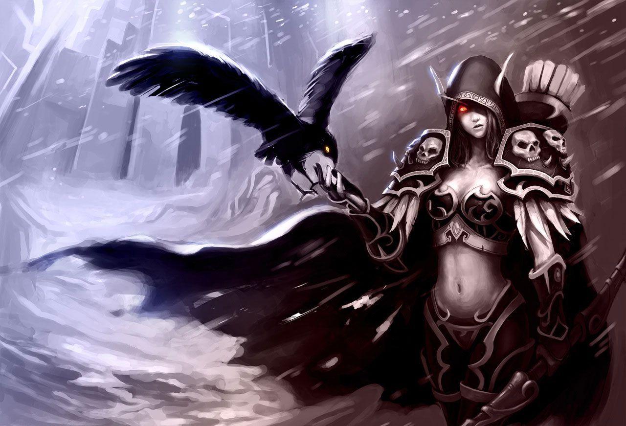 如何评价魔兽世界8.0动画短片《战争使者:希尔瓦娜斯》?
