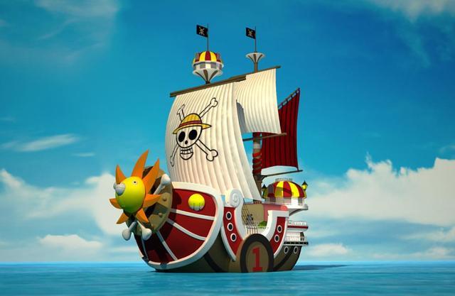 盘点《海贼王》中非常稀罕的六种物件,堪称无价之宝