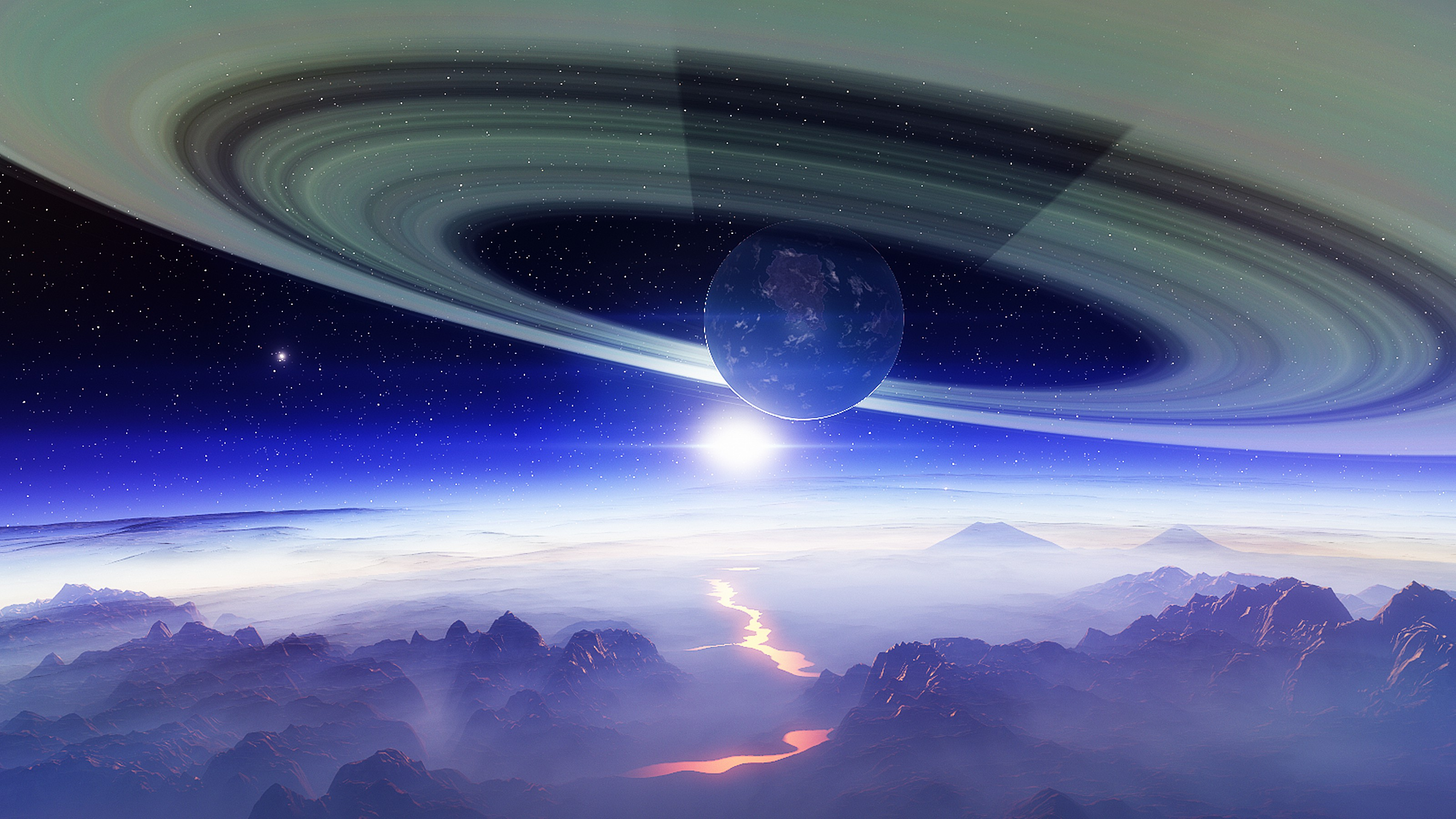 宇宙模拟器space engine免费下载,中文汉化,基础教程,高级教程