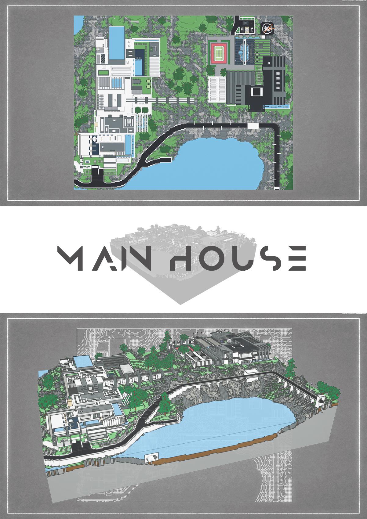 【我的家园现代建筑群】海岛v家园世界--源梦岛育别墅龙别墅图片