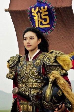 无论故事真假,花木兰已经变成了一种中国文化符号,中华一家,我们要图片