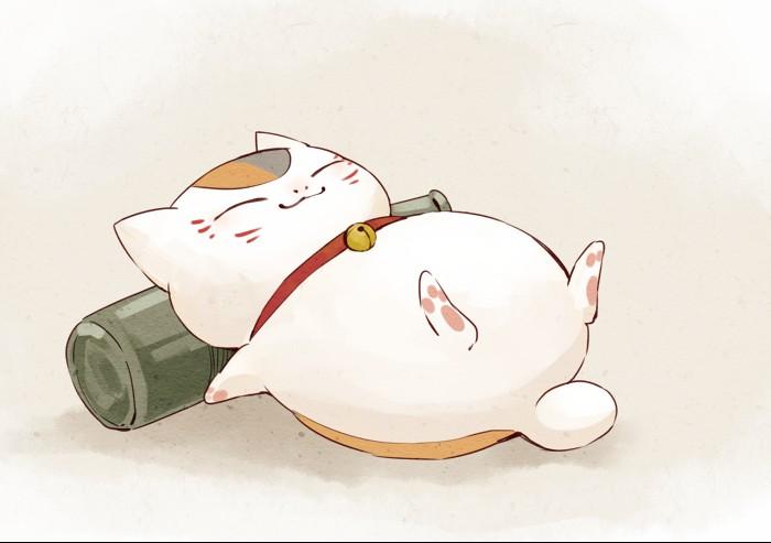 日本动漫中,那些可爱的生物们