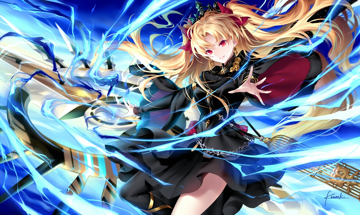 Fate GrandOrder英灵介绍 艾蕾什基伽尔