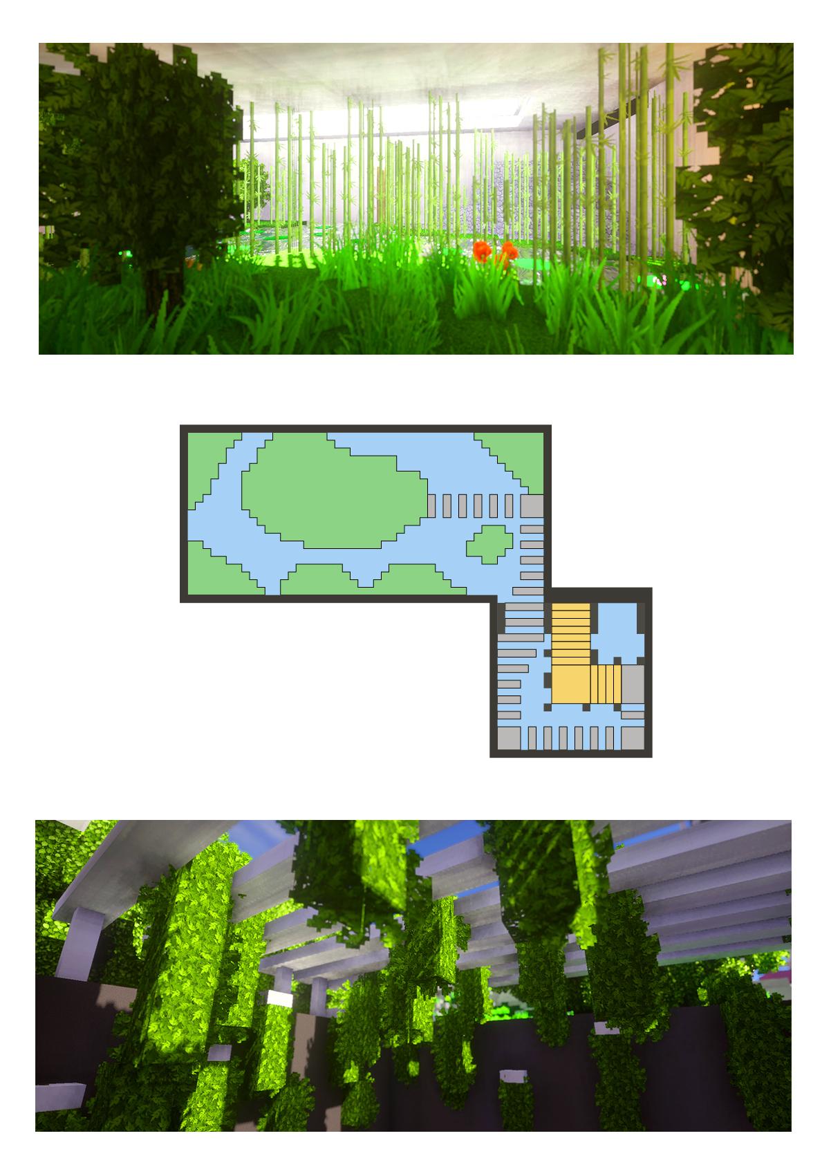 【我的别墅现代建筑群】海岛联系别墅--源梦岛设计师世界度假成都怎么图片
