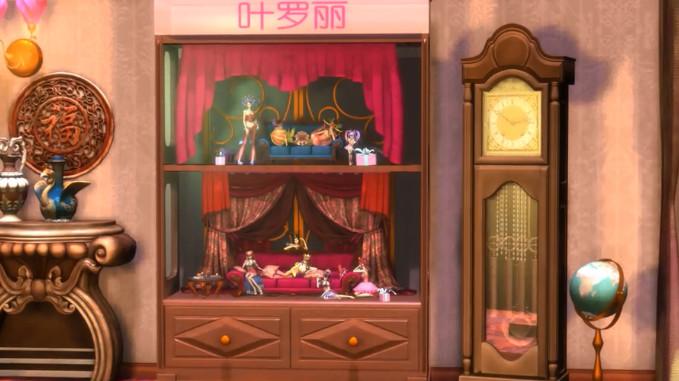 """叶罗丽:最低级的四处穿帮,金莲公主是""""假娃娃""""?旧版王图片"""