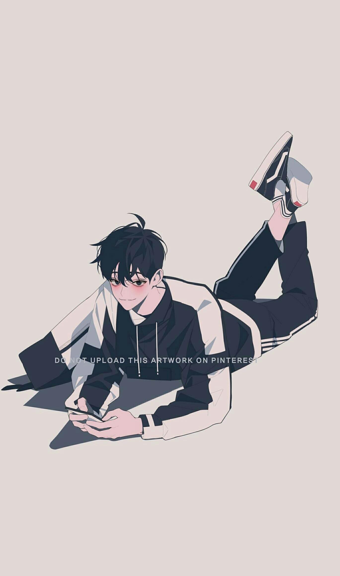 [病娇男孩]韩国画师inplick图片