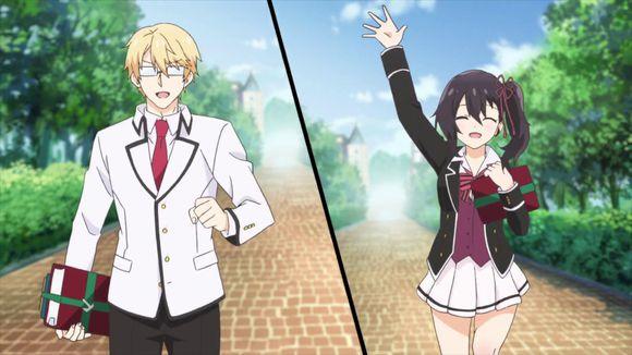漫画改编动画,《寄宿学校的朱丽叶》新pv正式公开,10月5日甜蜜开播!图片