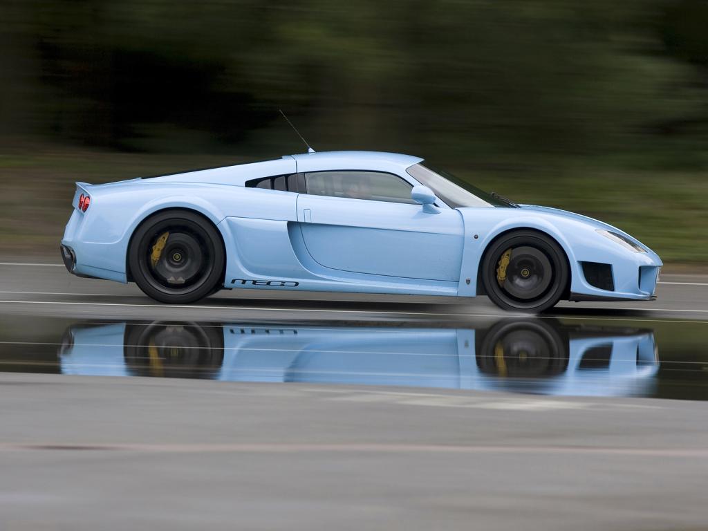 【简森巴顿de车辆百科】noble m600/m600 speedster/m600 carbonsport