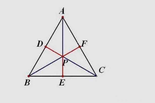 三角形的中线图片